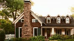 red brick house color schemes before and after home exterior makeovers
