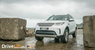 2017 land rover discovery hse tdv6 car review cruising the