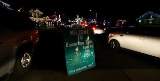 christmas light display synchronized to music here are 5 inland christmas light displays you shouldn t miss