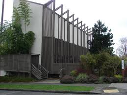 modernist architecture university unitarian church wedgwood in seattle history