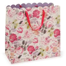large gift bags floral large gift bag