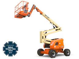 450aj articulating boom lift jlg