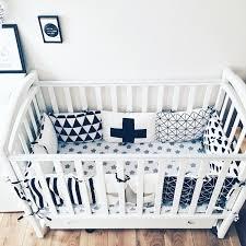 Mini Portable Crib Bedding by Bumper On Crib For Baby Creative Ideas Of Baby Cribs
