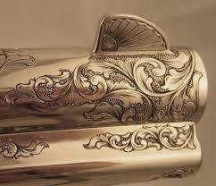 metal engraving pin by randy mcpherson on firearms relief carving and scrimshaw