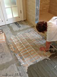 flooring health friendly radiant heat flooring diy 03 dhhw 104