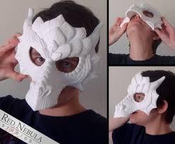halloween skeleton masks big cat skull mask jaguar skull face mask blank cast resin