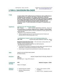 Good Nursing Resume Examples by Nursing Resume Templates Easyjob Easyjob