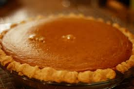 Crustless Pumpkin Pie by Is Pumpkin Pie Paleo