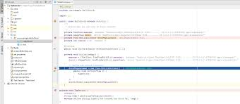 building and running the application help intellij idea