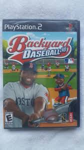 backyard baseball 10 fisico playstation 2 ps2 25 000 en