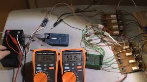 the arduino mega 2560 as signal source for the bedini circuit