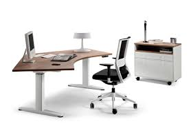 Office Desks Images by Mobility Is A Range Of Elevating Desks For The Office