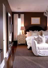 brown and black bedrooms transitional bedroom