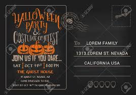 halloween halloween birthday partyions free templates word