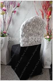 rosette chair covers white 3d big rosette top chair cap chair chair cover