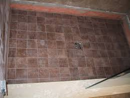 bathroom tiles decorations grandiose charcoal pebble shower