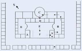 baths of caracalla floor plan my roman adventures the baths of caracalla a glimpse into the