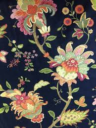 Home Decor Weight Fabric by Drapery Fabric Upholstery Fabric Asian Japanese Chinese Fabric