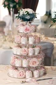 wedding cupcakes multi tier light pink wedding cake 2040333