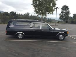 funeral cars for sale 1979 mercedes 240d hearse german cars for sale