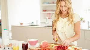 femme qui cuisine elevit désir d enfant