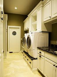 laundry room laundry room design ideas by placing washing machine