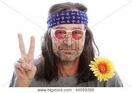 Peace Sign Meme - male hippie making peace sign image photo bigstock