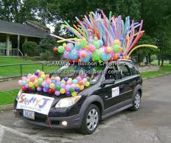 for parade was invited to decorate my car for a parade the polka dot link o