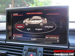 audi computer audi a7 sportback driving impression and review the dippy car