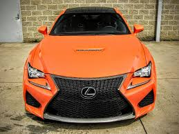 rcf lexus orange the 10 fastest cars from lexus