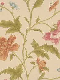 china rose wallpaper vintage rose wallpaper little greene