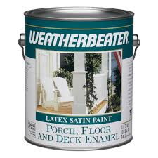 weatherbeater 000054855 16 latex satin porch floor and deck