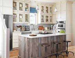 Cabinets For Kitchen Island 50 Great Ideas For Kitchen Islands Bright Colours Bar Stool