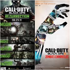 Rezurrection Map Pack You Vs The Guy She Tells You Not To Worry About Codzombies