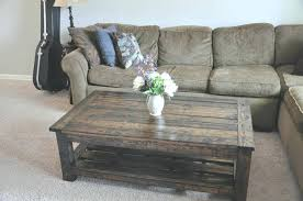 Rustic End Tables And Coffee Tables Diy Rustic End Tables Rustic Coffee Tables And End Tables Rustic