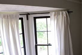 Ikea Curtains Rods Curtain Rods For Bay Windows Ikea Home Design Ideas