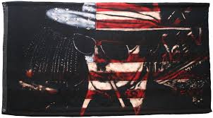 Vintage Flag Art Contemporary British Artist Using Vintage Flags And Fabric Circus