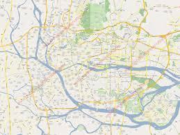 Nanjing China Map by Guangzhou Map U0026 Guangzhou International Exhibition Center Hotels