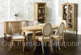 6 seater oak dining table impressive oval dining table for 6 dining room ataa dammam oval