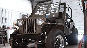 custom willys jeepster lsx willys jeep headers u0026 exhaust youtube