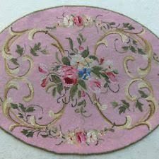 george bell rug cleaning vintage hooked rug ebay