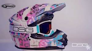 gmax motocross helmets dsg outerwear gmax gm76x coldweather helmet youtube