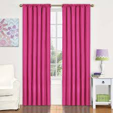 Eclipse Grommet Blackout Curtains Amazon Com Eclipse 10707042x084rsp Kendall 42 Inch By 84 Inch