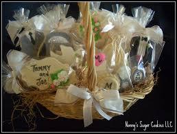 cookie baskets nanny s sugar cookies llc custom cookie baskets