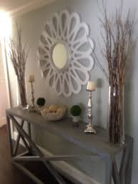 Front Hallway Table Hallway Decor For The Home Pinterest Hallway