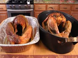 smoked turkey vs roasted turkey thanksgiving