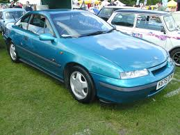vauxhall blue 1993 vauxhall calibra 2 0 se in caribic blue same colour u2026 flickr