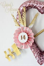 Decoration Ideas For Valentine S Day by Cupid U0027s Arrow Nest Of Posies