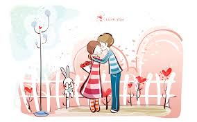 the first series of valentine u0027s day cartoon 362 cartoon vector