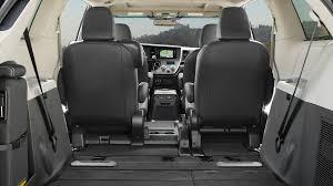 dashboard fiore vehicle highlight 2015 toyota sienna minivan 802cars com